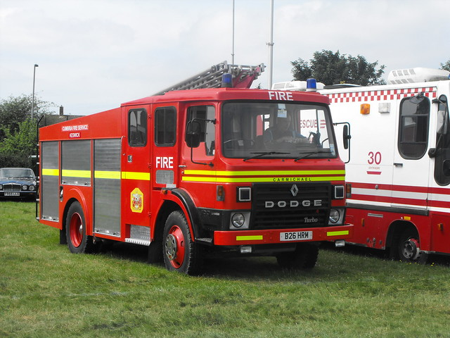 Dodge Fire Engine - B26 HRM