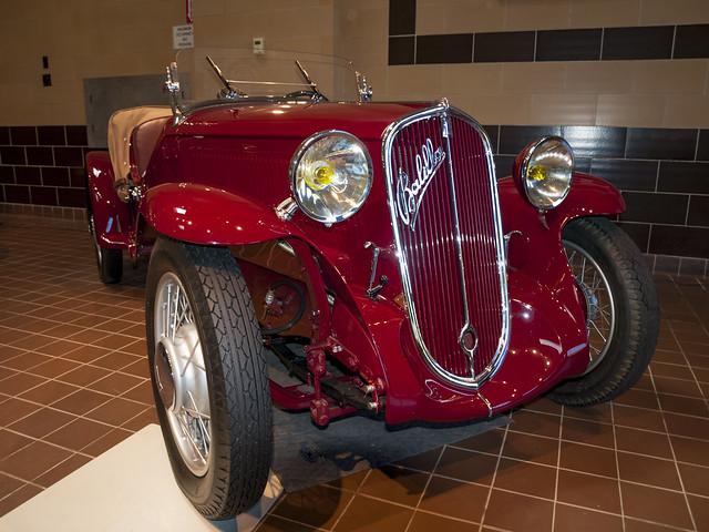 Fiat 508S Balilla Spyder Sport 1933