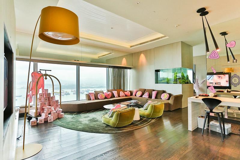 W Hong Kong x i.t STYLENANDA PINK HOTEL_EWOW_05