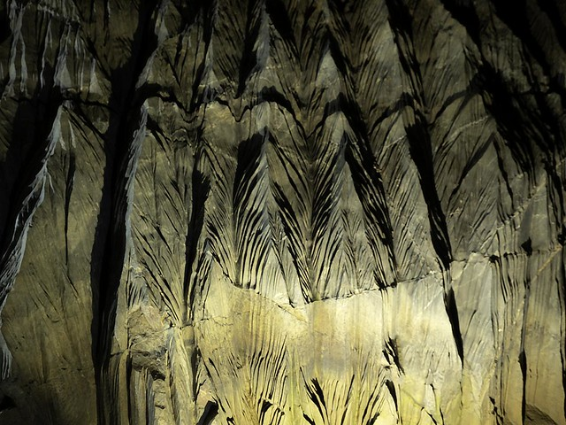 Cheddar Gorge - the new bit