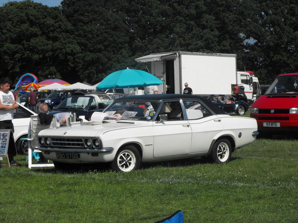 Vauxhall Ventora FD - RBD 975G