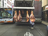 Halal is heavy. Petite Anatolie, April 2015. by joelschalit