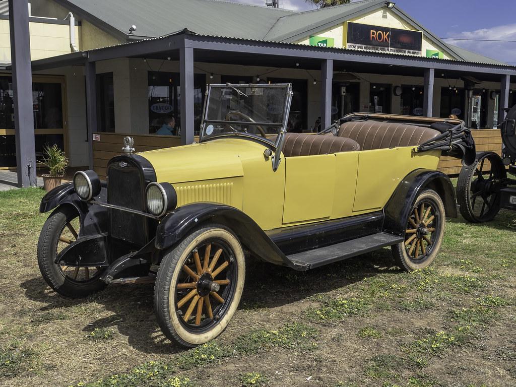 1925 Chevrolet Superior K Tourer