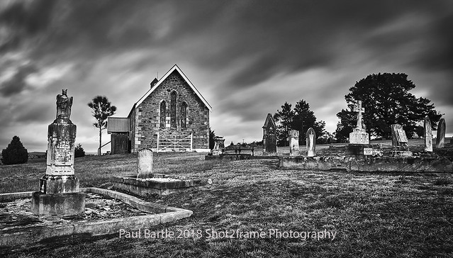 Country Church - NSW