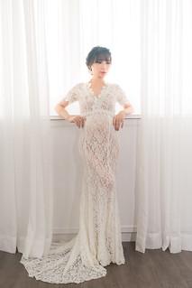 以岑彰化孕婦寫真[Dear studio 德藝影像攝影] | by dear-wedding