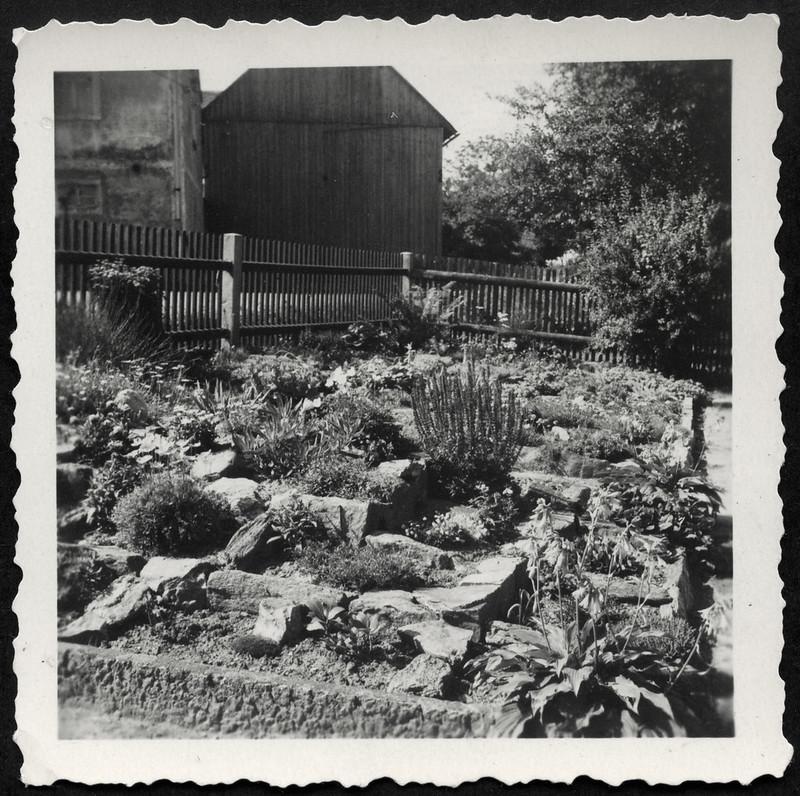 Archiv R134 Gartengestaltung, 1938