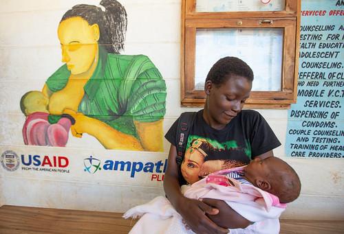 maternalandchildhealth kisumu pepfar savinglivesatbirth usaid kenya vaccination