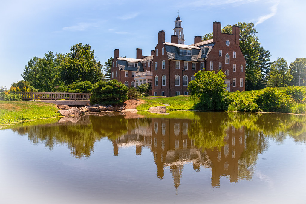 Archbold Hall, Choate Rosemary Hall, Wallingford, Connecti