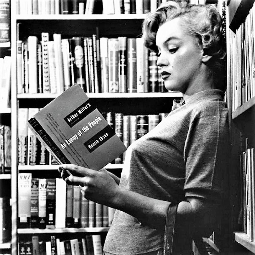 Marylin Monroe: El fin del mito de la rubia tarada