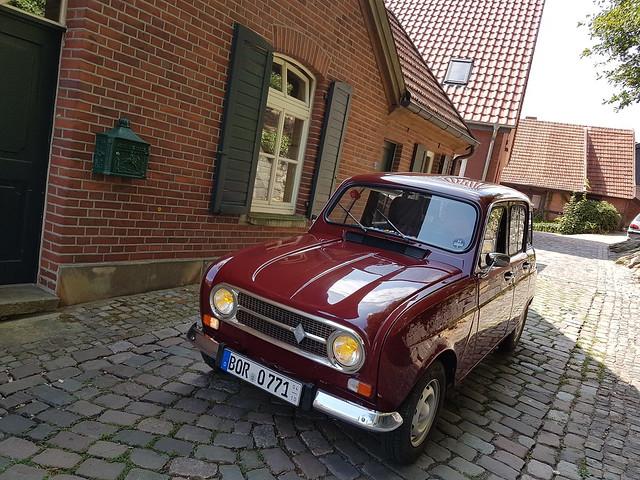 Frieda in Bentheim