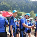 Eidg. Hornusserfest Walkringen 2018 B-Mannschaft