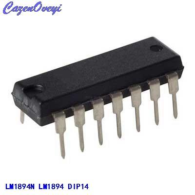 LM1894N-LM1894-DIP14 | Dynamic Noise Limiter chip | Fotohuis (Robert