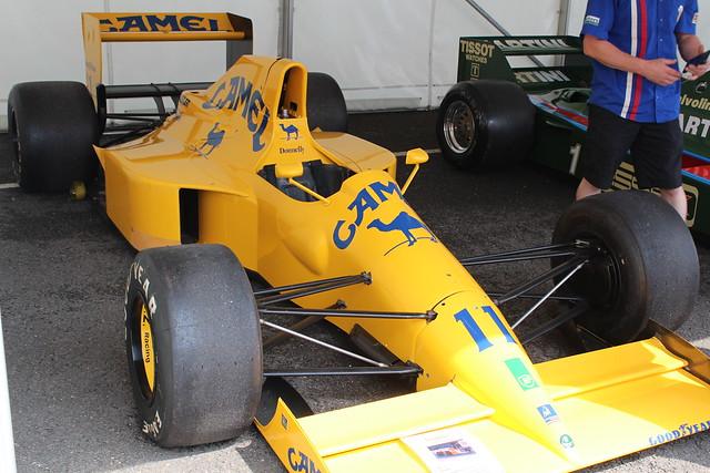 1990 Lotus-Lamborghini 102