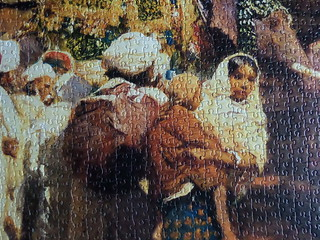 Trefl 2000 Orient Targ w Indiach, Edwin Lord Weeks | by Olcia Ola
