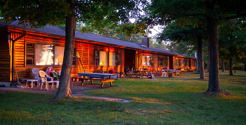 dawn vacation cottages sunrise islehaven beaverisland michigan unitedstates us cabins