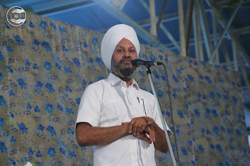 Satpal Singh from Kot Kapura, Punjab, expresses his views