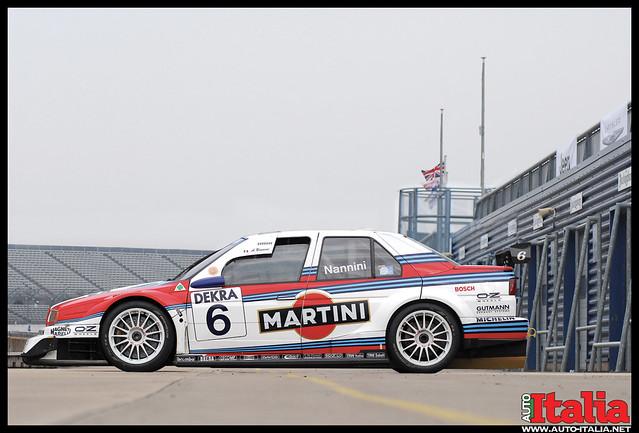 Martini 155 in Auto Italia Magazine