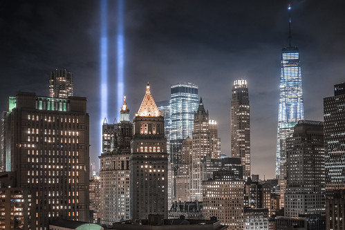 2018 Tribute in Light | by RBudhu
