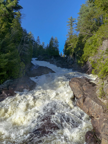 Oxtongue River - Ragged Falls Provincial Park (5) | by Brown Bear Travels