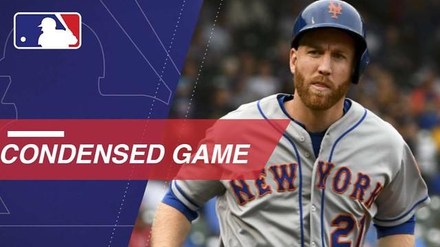Condensed Game: NYM@CHC - 8/29/18