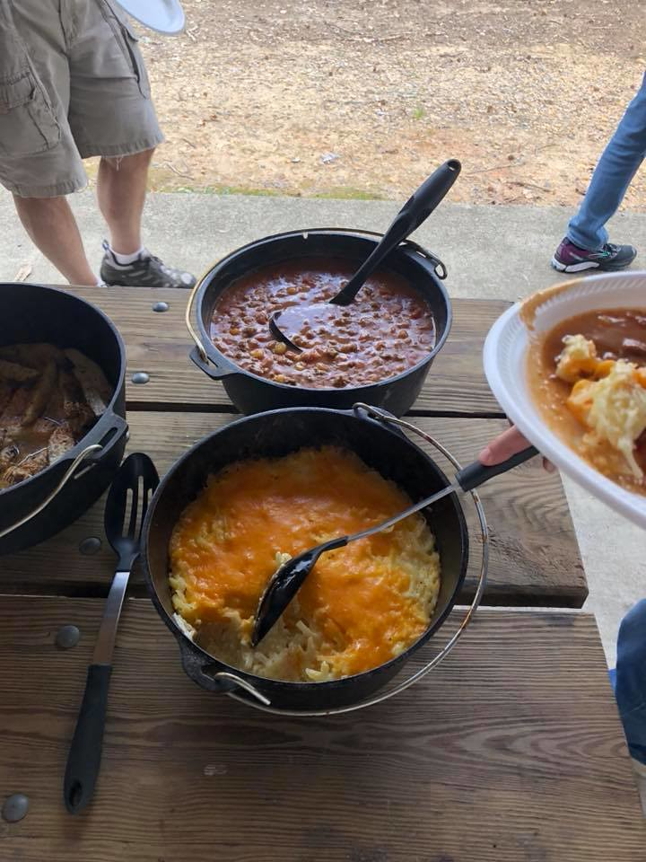 Dutch Oven Cooking 101 classes