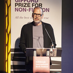David France delivers the Baillie Gifford Prize lecture | © Robin Mair