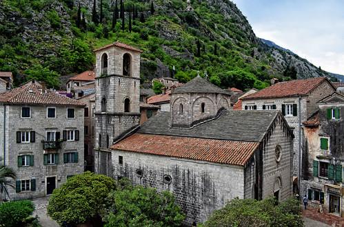 villages towns historictowns churches architecture buildings monuments stone kotor montenegro balkans travel