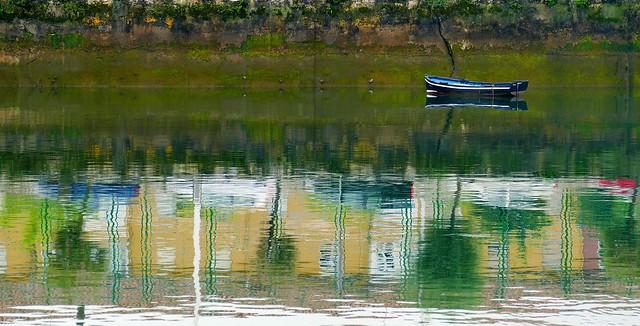 La laguna estigia