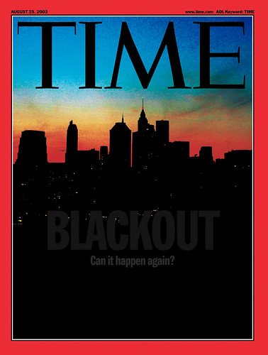 Time Magazine Cover - Aug 25, 2003