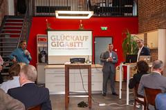 Glückauf Gigabit in Herten. Foto: Markus Mucha, rdn agentur.