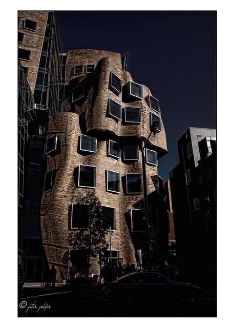 paperbag building
