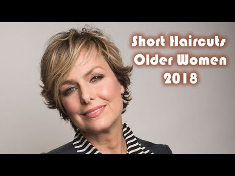 Short Haircuts 2018 For Older Women Over 50 Melora Hardi