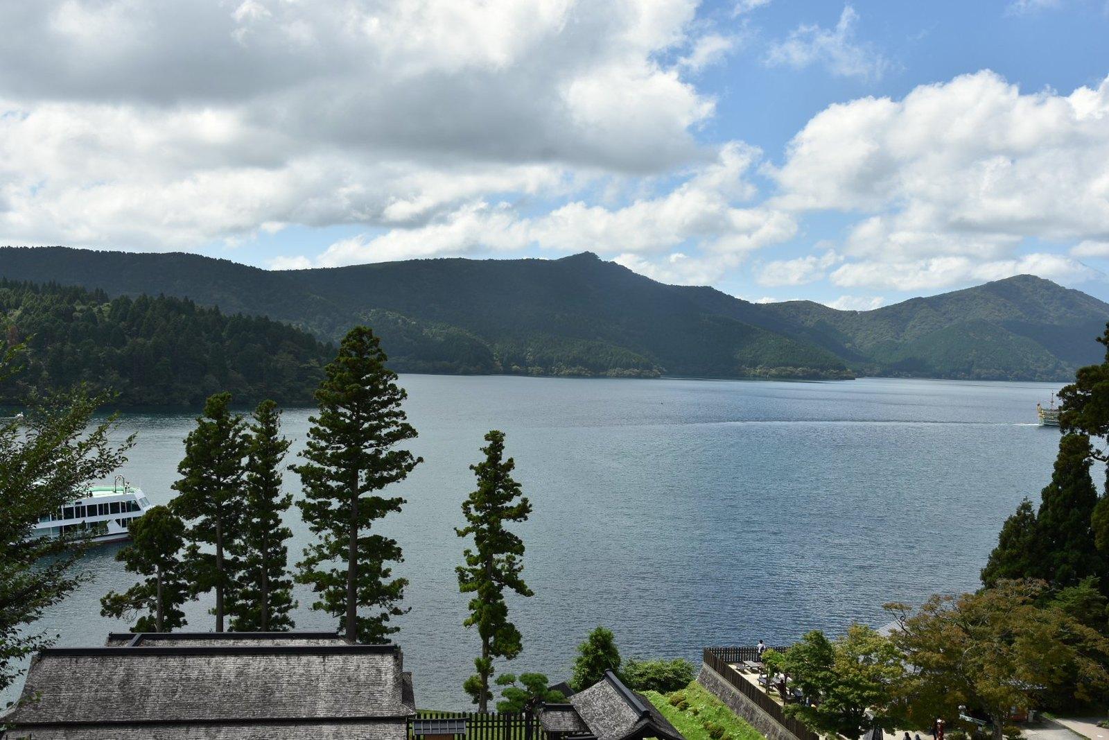 Hakone - Poste de douane de l'époque Edo