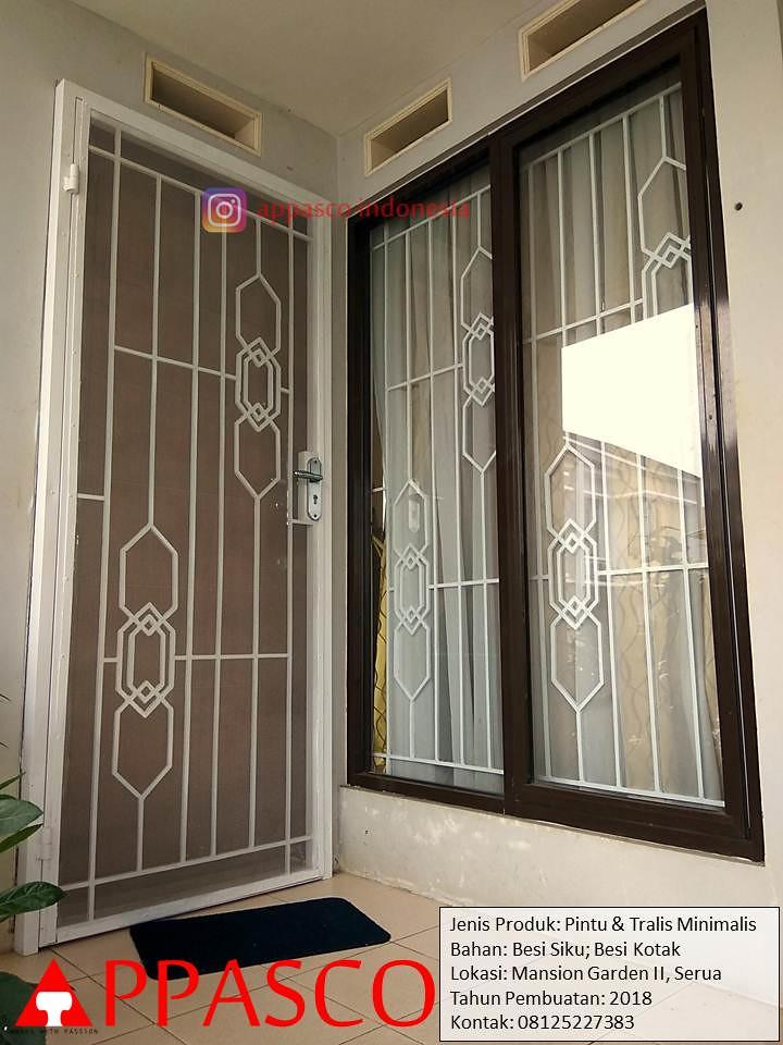 Pintu Dan Teralis Jendela Minimalis Modern Model Cantik Di Flickr