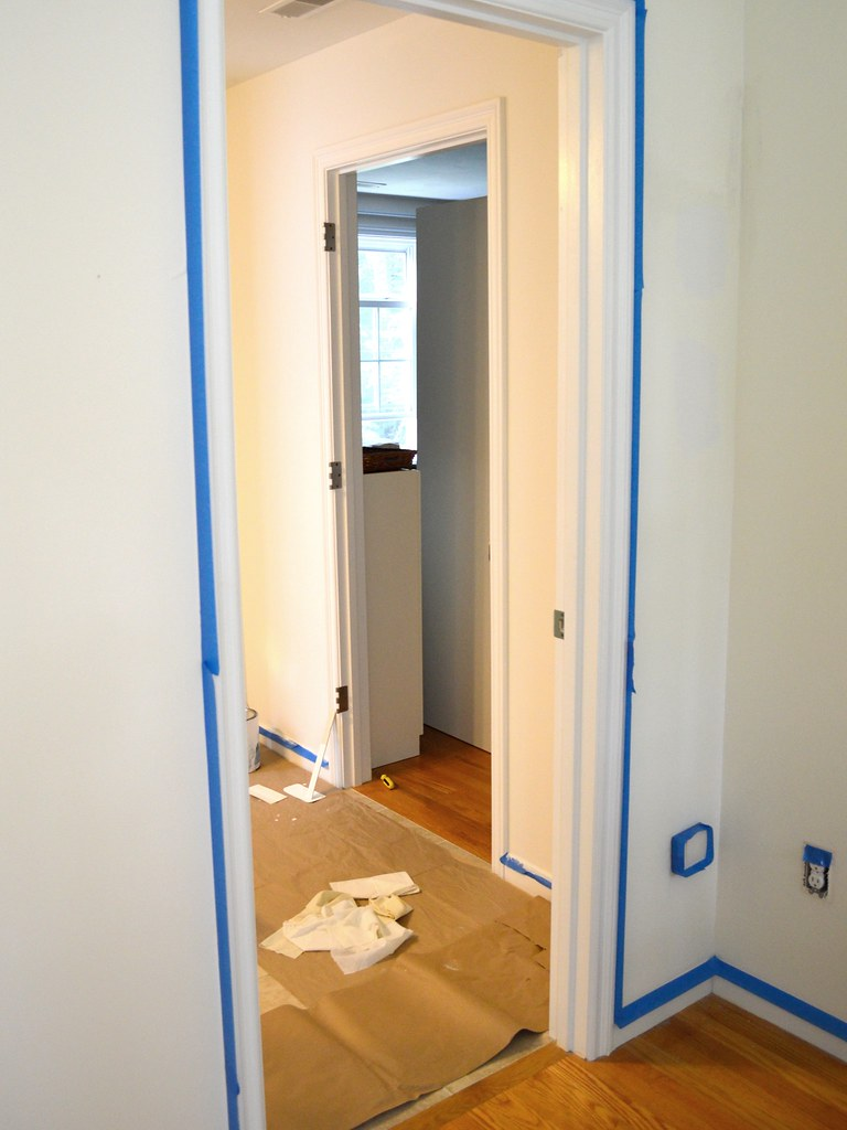 Strange Bathroom Paint Prep Among Other Home Projects We Painted Interior Design Ideas Clesiryabchikinfo