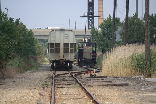 Detroit Connecting RR   by tcamp7837