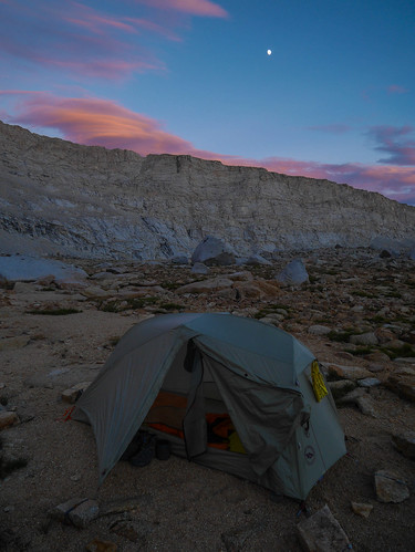Sunset at Camp 4 | by snackronym