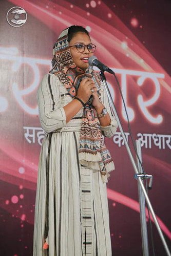 Devotional song by Shivani from Saharanpur, UP