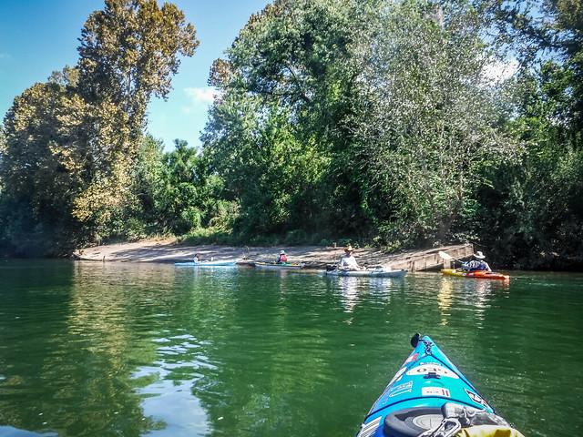 Savanah River with LCU-57