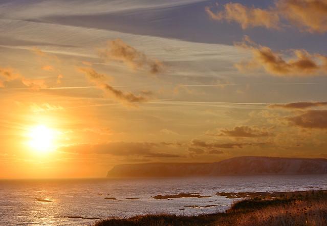 Cloud Rings at Freshwater Bay