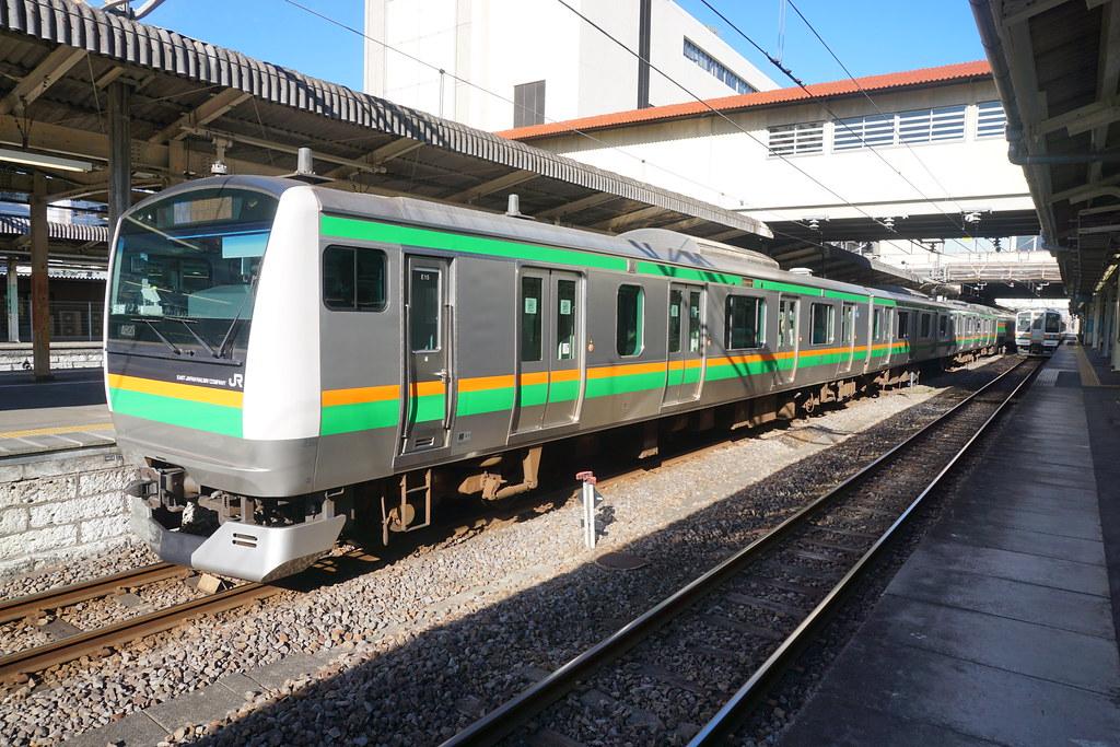 E235系電車