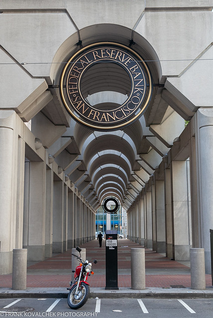 Federal Reserve Building in San Francisco