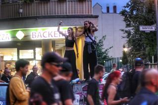 Fuckparade 2018, Berlin   by Juska Wendland