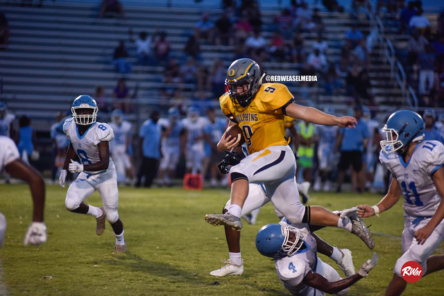 Ocean Lakes Dolphins vs. First Colonial Patriots