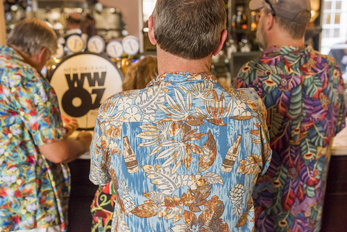 Festival shirts at the WWOZ Groove Gala on September 6, 2018. Photo by Ryan Hodgson-Rigsbee www.rhrPhoto.com