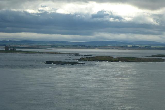 View from Longstone Lighthouse, Farne Islands