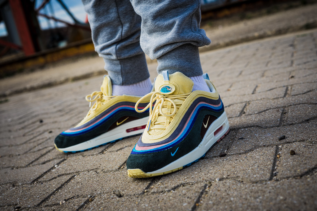 finest selection 02316 ccc17 NIKE X SEAN WOTHERSPOON AIR MAX 1/97 | ymor80 | Flickr