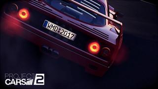 FerrariF40_Mugello_Road_6   by PlayStation Europe