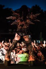 Gwar en Riot Fest Chicago 2018