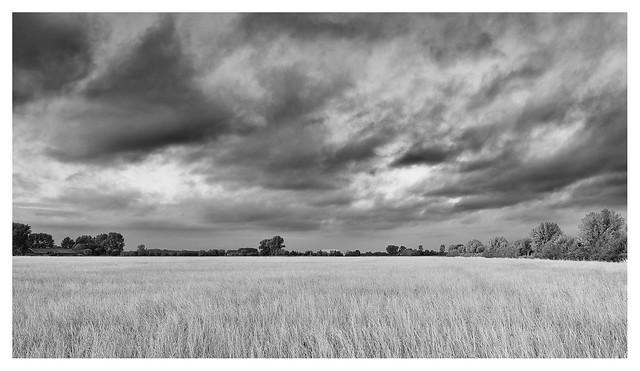 Storm brewing over Zeeuws-Vlaanderen
